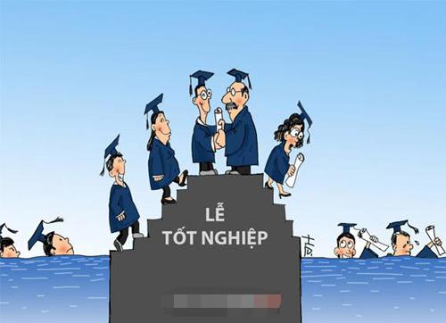 Thiếu kiến thức và kỹ năng thực tế là nguyên nhân thất nghiệp của hàng loạt các tân cử nhân Kế toán hiện nay