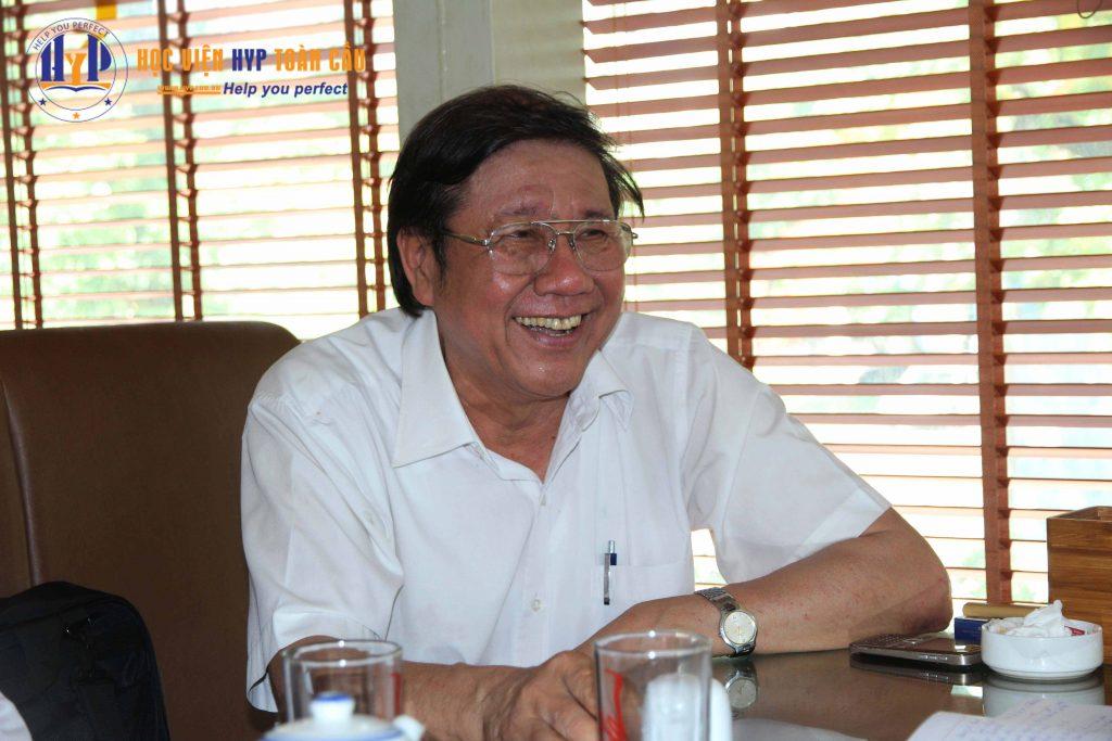 PGS.TS Nguyễn Văn Nhã - Nguyên Trưởng Ban Đào tạo ĐH Quốc gia Hà Nội, Hiệu trưởng Trường ĐH Nguyễn Trãi