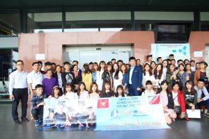 Học viện HYP toàn cầu - Đơn vị hàng đầu du học Đài Loan